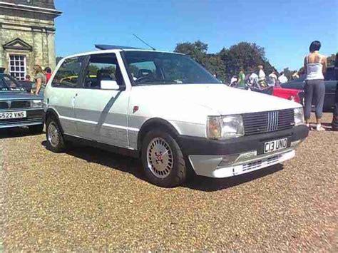 fiat uno car fiat uno turbo mk1 car for sale