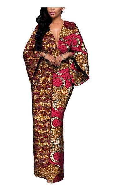 Batik Flare Maxi Dress best 25 ideas on