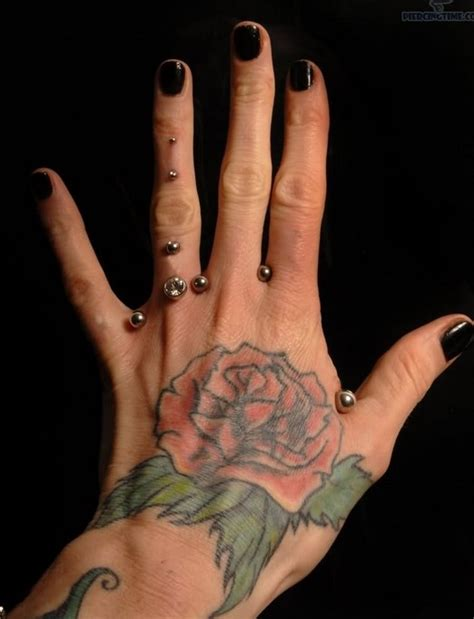 rose on hand tattoo 55 best tattoos designs best tattoos for