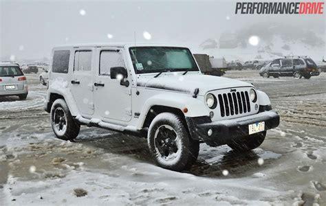 2014 Jeep Wrangler Polar 2014 Jeep Wrangler Polar Review Performancedrive