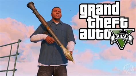 rpg gta 5 italia gta 5 rpg location shooting gameplay where to find the