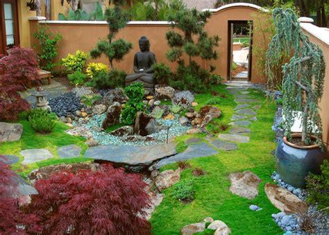 Backyard Meditation Gardens by 10 Ways To Create Your Own Meditation Room Freshome