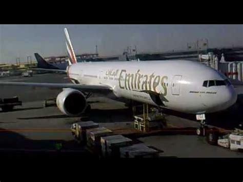 emirates jfk to dubai emirates flight ek 204 jfk dubai youtube