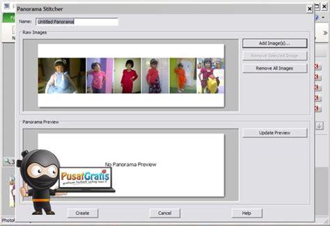 software membuat kolase gratis membuat panorama dan kolase foto dengan photopad pusat