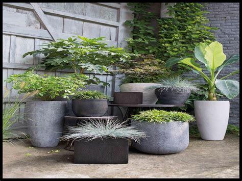 En Pot Exterieur by Pot Deco Jardin Exterieur Best Pots Exterieur Jardin Pots