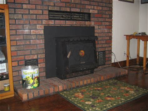 Colony Hearth Fireplace Insert by Tales From Far Manor Earth Stove Colony Hearth