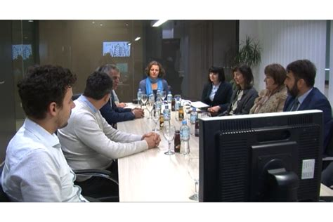 Broadcasting Mba by Načelnik Edin Smajić Posjetio Firmu Mba Centar U