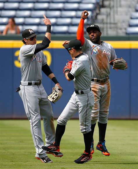 Miami Marlins Giveaways - miami marlins v atlanta braves 56 of 60 zimbio