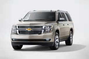 Chevrolet Tahoe Gmc Yukon 2015 Chevrolet Suburban Front View 219018 Photo 24