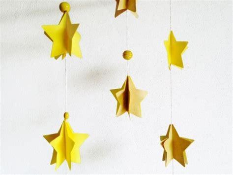 stelle da appendere al soffitto idee fai da te per decorare la cameretta mamma felice