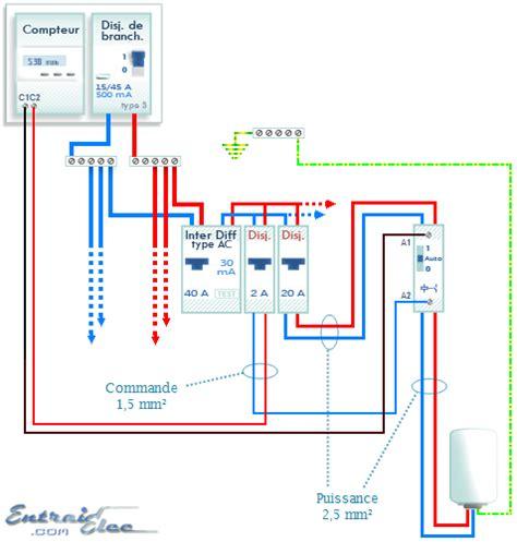brancher un radiateur électrique 4951 branchement electrique radiateur finest branchement