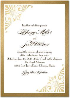 Invitation Letter Your Presence 1000 Images About Invitations On Wedding Paper Divas Wedding Invitations And