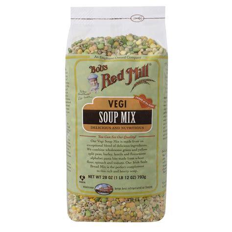 bob s mill vegi soup mix 28 oz 793 g iherb