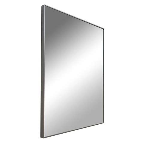 Splash Spiegel by Fontein Spiegel Aluminium 50x60x2 1 Cm Megadump