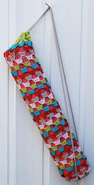 crochet yoga bag pattern free new year new free patterns to crochet