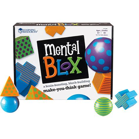 Thinking Blocks By Destyle Shop mental blox play matters toys