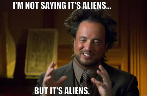 Where Did The Aliens Meme Come From - tabby s star faded substantially over past century