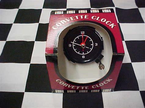 corvette clock repair car clock repair and quartz conversion corvette clocks
