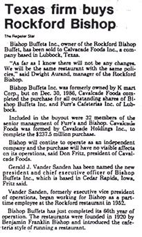 rockford register star go section bishop buffet inc rpl s local history