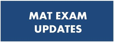 Mat For Mba 2017 Date by Register For Mat May 2017 Before The Last Date Ends