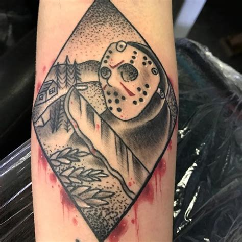 daredevil tattoo nyc friday the 13th 70 best daredevil friday the 13th tattoos designs