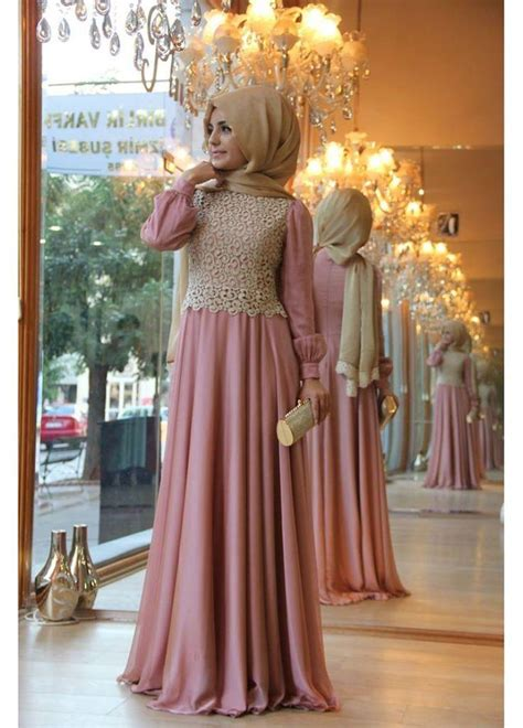 Ge 11 Elif Dress Muslim Gamis Muslimah 2016 new high neck prom dresses arabic muslim