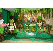 Shrek Party Decoration  Tips Kids Ideas Themes Decorations