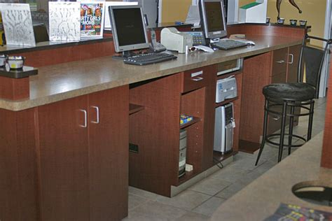 Business Countertops by Commercial Gallery Center