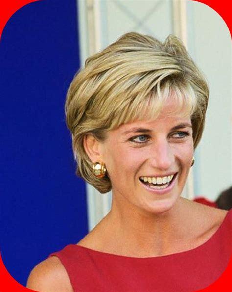 The Lady Di Haircut | the beautiful elegant princess diana hairstyles
