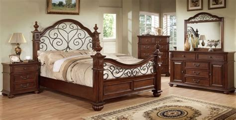 Metal And Wood Bedroom Furniture by Black Metal Bedroom Furniture Furniture