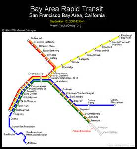 Bay Area Bart Map by Bart Map Expansion Images Amp Pictures Becuo