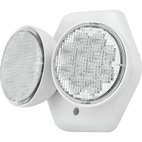Lu Emergency Remote progress lighting perhc collection 1 watt white integrated