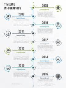 timeline table template best 25 timeline ideas on timeline design