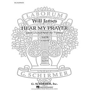 praying the psalms a g s journey the psalter trail books g schirmer hear my prayer selected from psalms satb a