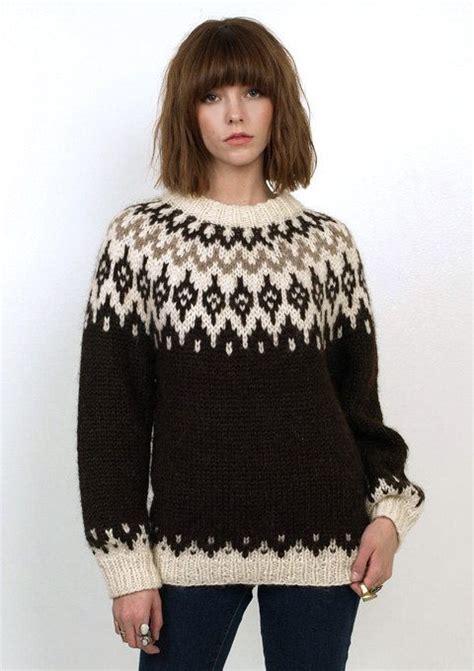 knitting pattern norwegian sweater 759 best icelandic sweater images on pinterest icelandic
