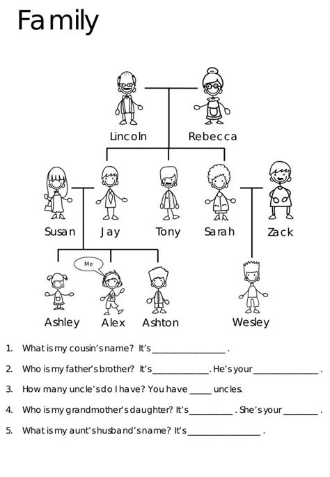 Family Tree Worksheets by The 25 Best Family Tree Worksheet Ideas On