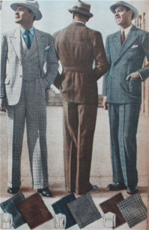 a popular style of 1930s suit 248 best images about 1930s men fashion on pinterest
