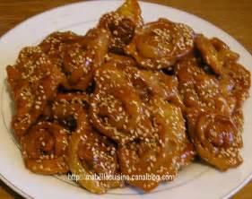 chebakia cuisine marocaine la cuisine a zineb