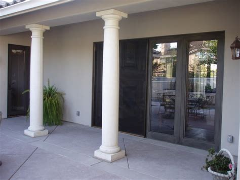 Houzz Patio Doors by Rear Patio Doors Mediterranean Exterior Sacramento