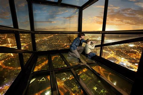 the best edge eureka tower skydeck 88 melbourne views with quot the edge