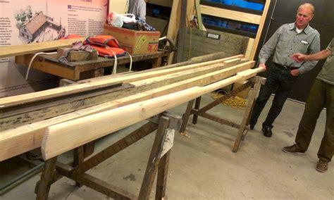 bootje restaureren fuikenboten restauratie stichting varend erfgoed hoorn