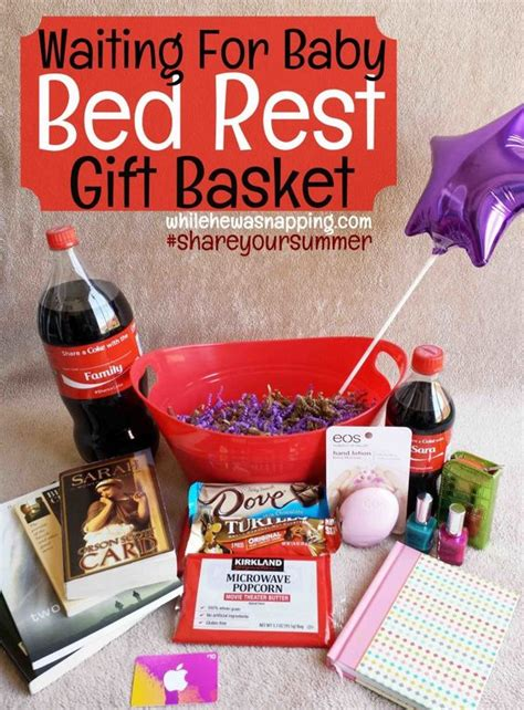 things to do while on bed rest bed rest baby beds and gift baskets on pinterest
