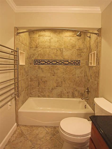 bathroom tub and shower designs small bathroom remodeling fairfax burke manassas remodel