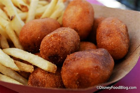 corn nuggets review corn nugget meal now available at casey s corner in disney world the
