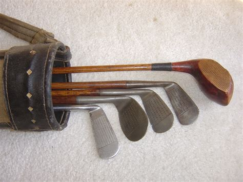 woodworking clubs vintage wooden golf clubs