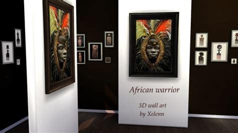 african art craft  xelenn sims  updates