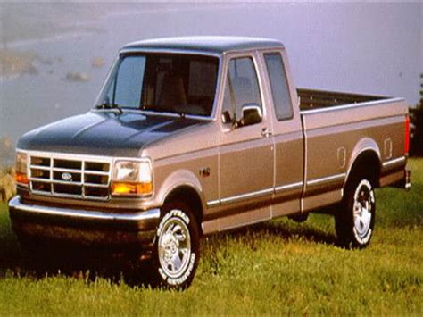 1994 ford f250 super cab   pricing, ratings & reviews