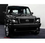 Car Picker  Black Tata Sumo Gold