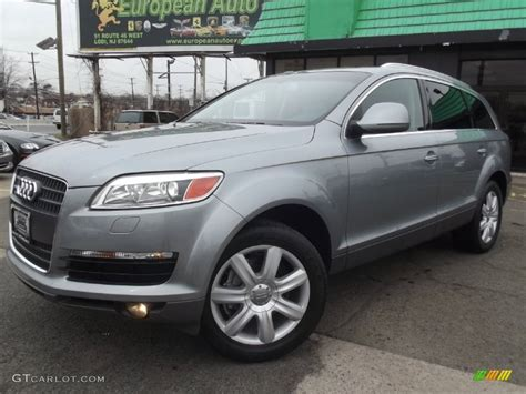 2007 condor grey metallic audi q7 3 6 premium quattro 78550254 gtcarlot car color galleries