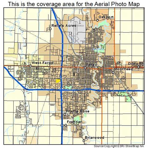 map of fargo nd fargo nd map bnhspine